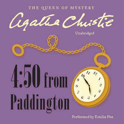 4:50 from Paddington (audiobook)