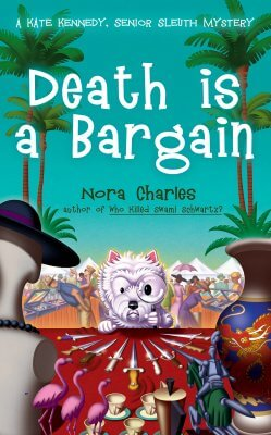 Image result for nora charles death is a bargain