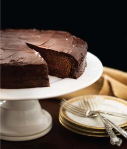 Chocolate Cake_Patterson_credit Steve Legato