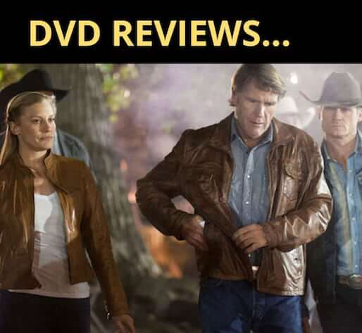 DVD REVIEWS
