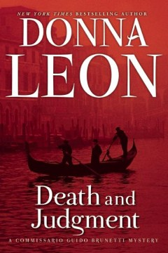 Death and Judgment by Donna Leon