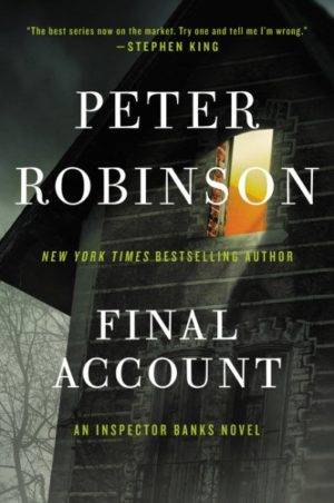 Final Account by Peter Robinson