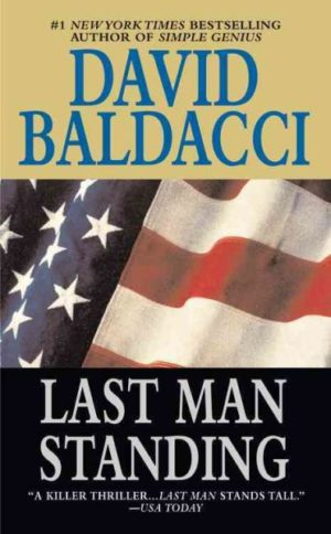 Last Man Standing by David Baldacci