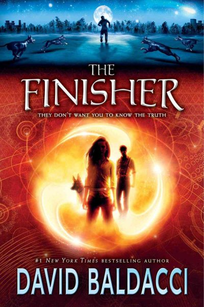 The Finisher by David Baldacci (Hardcover)