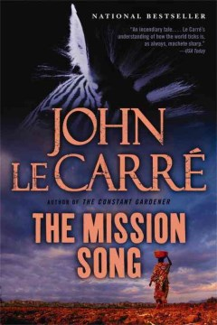The Mission Song by John Le Carre