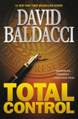 Total Control by David Baldacci (Paperback)