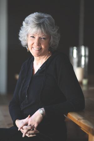 Sue Grafton Interview