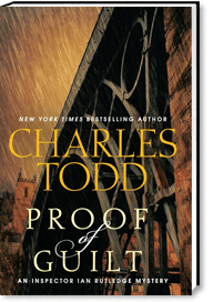 Like Mother, Like Son: The Charles Todd team on writing bestselling novels