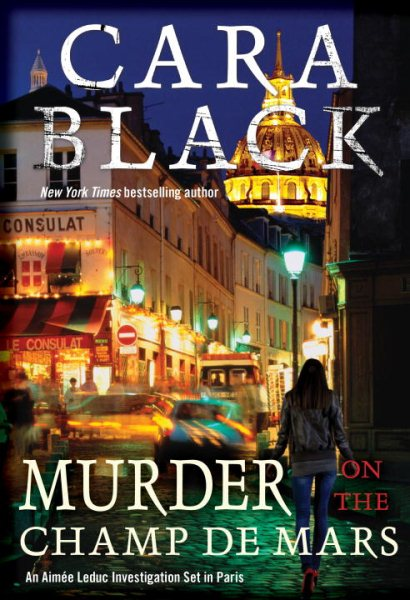Murder on the Champ De Mars by Cara Black (Hardcover)