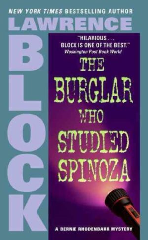 The Burglar Who Studied Spinoza by Lawrence Block