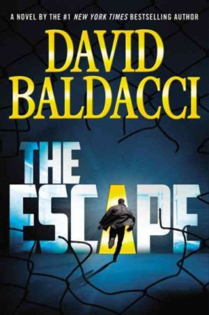 The Escape by David Baldacci (Hardcover)