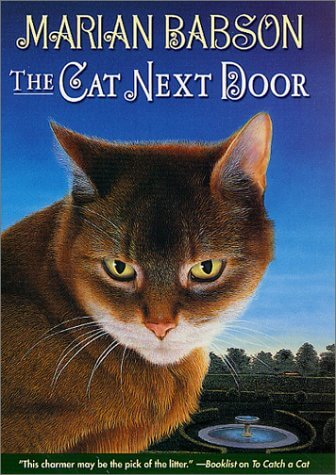 Marian Babson Cat Mysteries