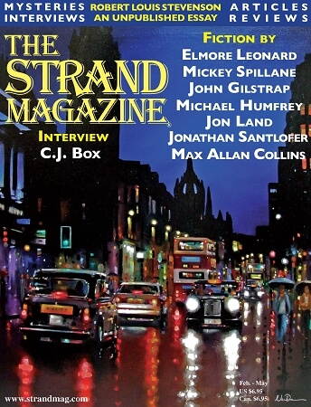 Issue 39: Short story by Elmore Leonard/Unpublished Stevenson essay