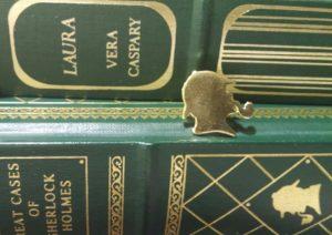 Sherlock Holmes Lapel Pin