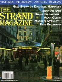 Strand Magazine's Winter/Spring Issue/Unpublished Dashiell Hammett story