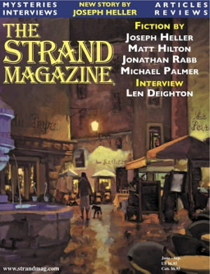 Issue 40 of the Strand with an unpublished Joseph Heller story