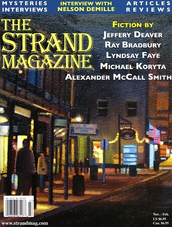 Ray Bradbury's Last Story headlines our 38th issue...