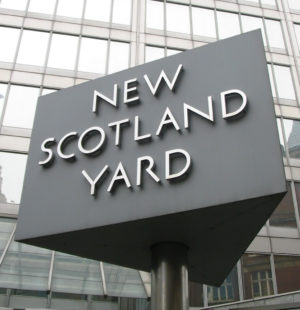 Scotland Yard Detectives