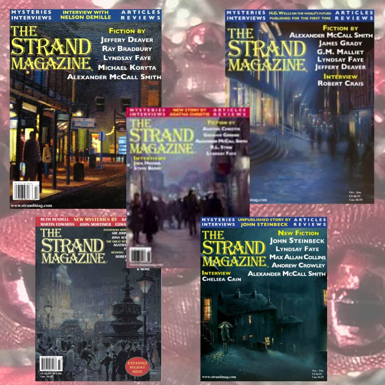 strand christmas issues