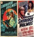 Sherlock Holmes Poster Mousepad