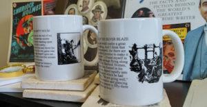 Sherlock Holmes Coffee Mugs
