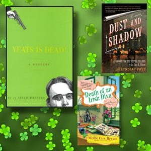 Irish Mysteries for St. Patrick's Day