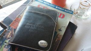 Sherlock Holmes Wallet