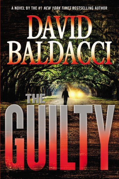 The Guilty by David Baldacci (Hardcover)
