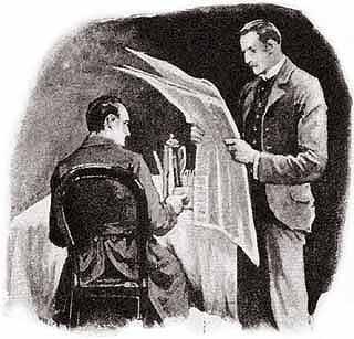 Dr. Watson on Sherlock Holmes
