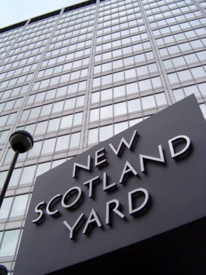 More Scotland Yard Detectives