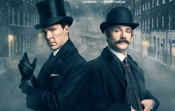 Interview with Mark Gatiss of Sherlock