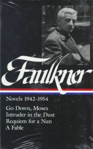 go down moses faulkner