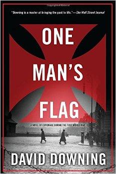 one mans flag