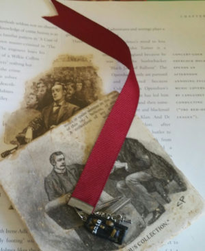 221B Baker Street Bookmark