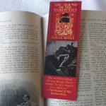 Hound of the Baskervilles Bookmark