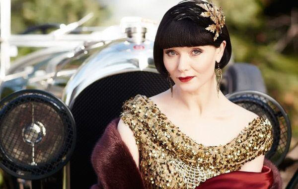 Review of Miss Fisher Mysteries set 3