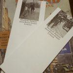 sherlock holmes notepads hound of the baskervilles