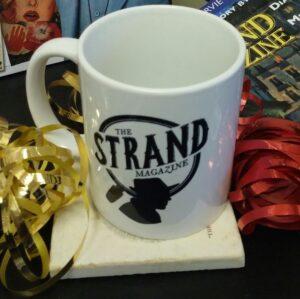 strand magazine mug