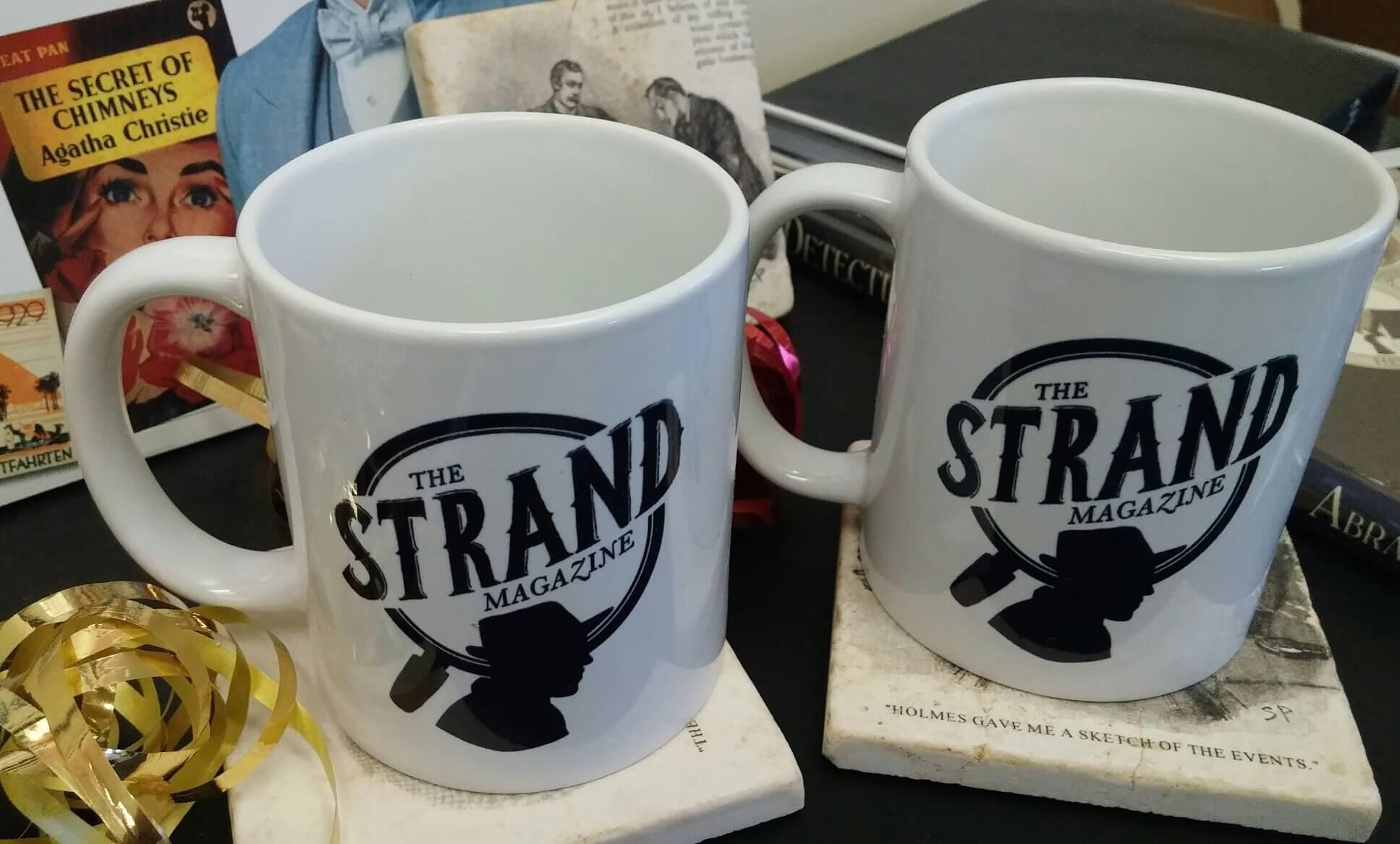 Strand Magazine Coffee Mugs