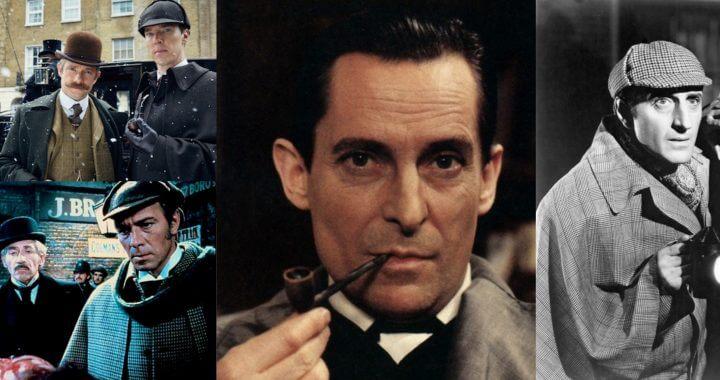Top Ten Sherlock Holmes Actors