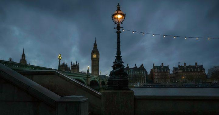 Top Ten Crime Novels Set in London