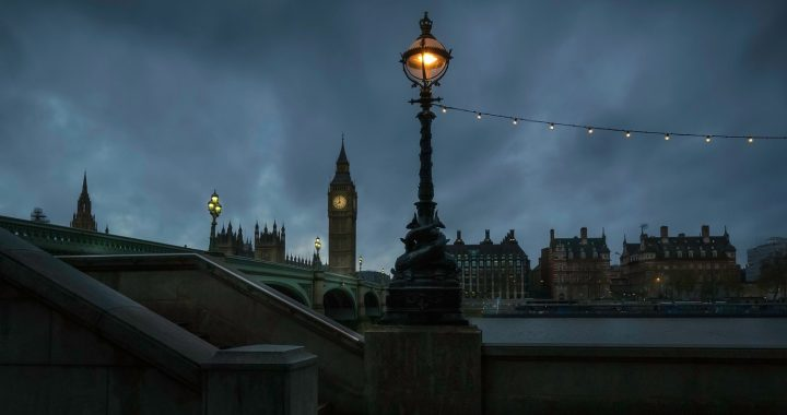 Top Ten Crime Novels Set in London