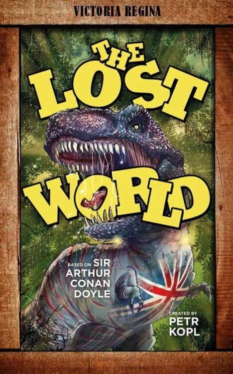 lost word graphic doyle