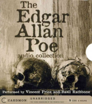 poe audio vincent price