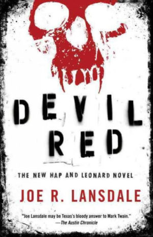 Devil Red by Joe Lansdale