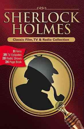 Sherlock Holmes- Classic Film, TV and Radio Collection