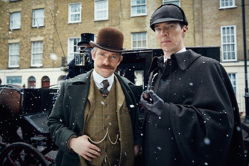 DVD Review of Sherlock– The Abominable Bride