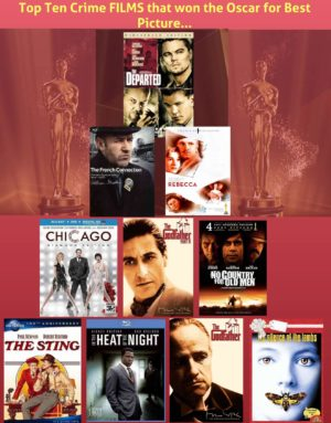 Oscar Winning Crime Films...