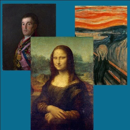 five greatest art thefts