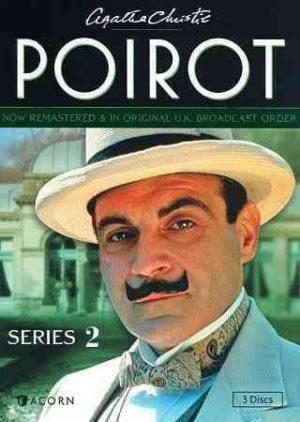Agatha Christie's Poirot- Series 2
